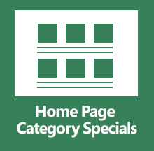 Home Page Featured Categories
